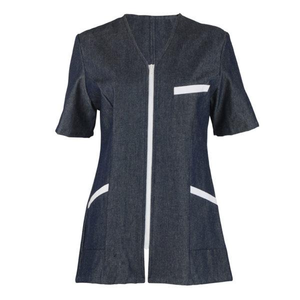 Tunique zipper
